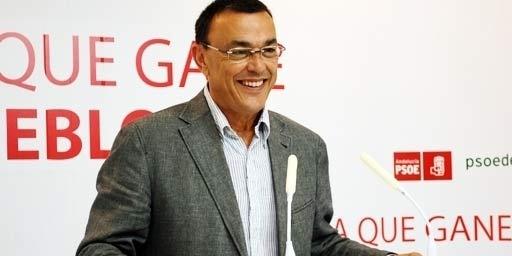 Ignacio Caraballo, presidente de Diputación de Huelva.