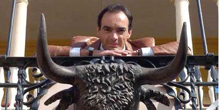 El Cid, el torero que abrirá las Colombinas.