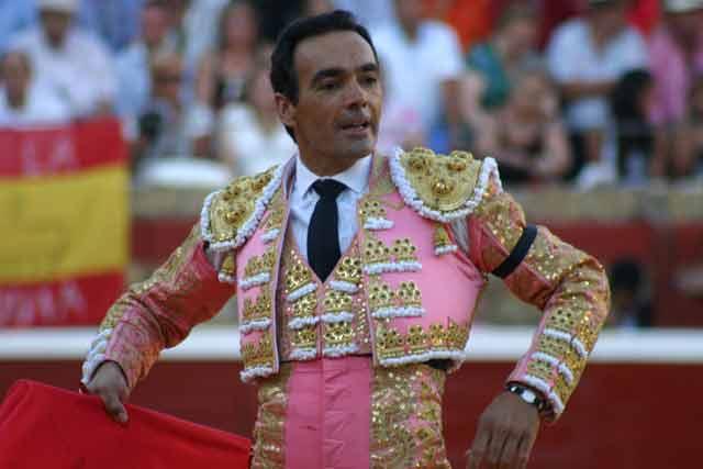 El Cid, en la plaza de La Merced.