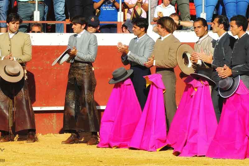 Sentido recuerdo y homenaje a Curro Cáceres.