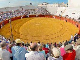 Plaza de toros de Ayamonte.