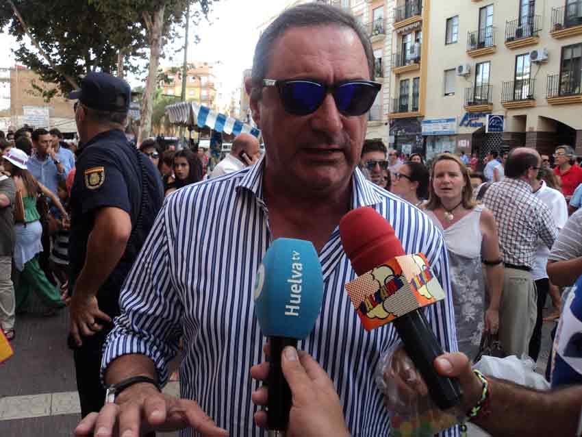 El popular periodista Carlos Herrera.