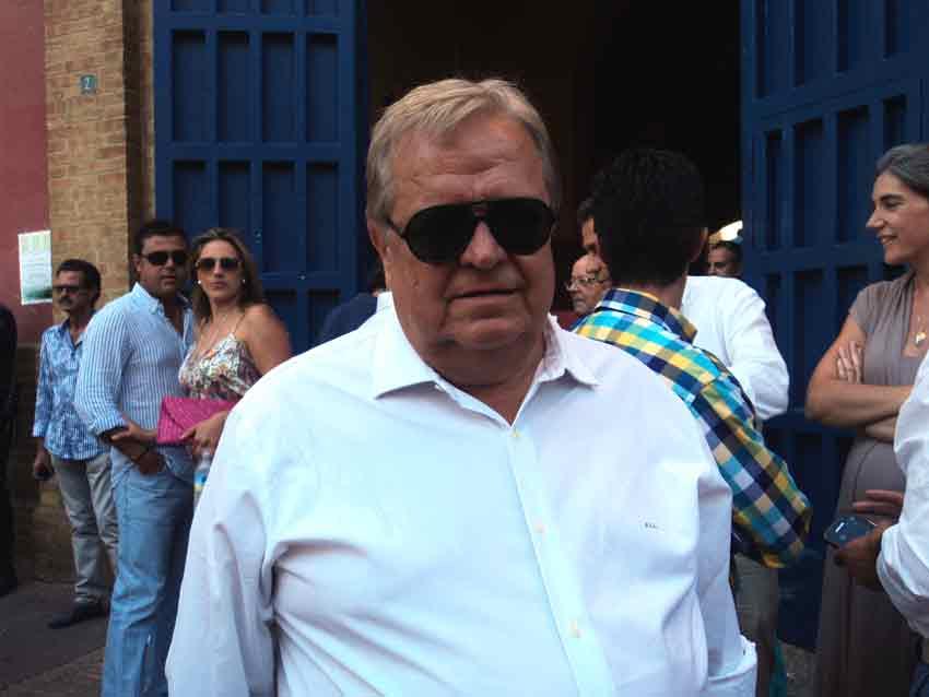 Julián López, padre del torero El Juli.