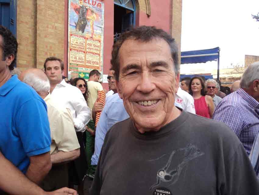 El escritor Fernando Sánchez Dragó.