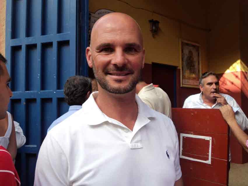 El empresario sevillano José Luis Peralta.