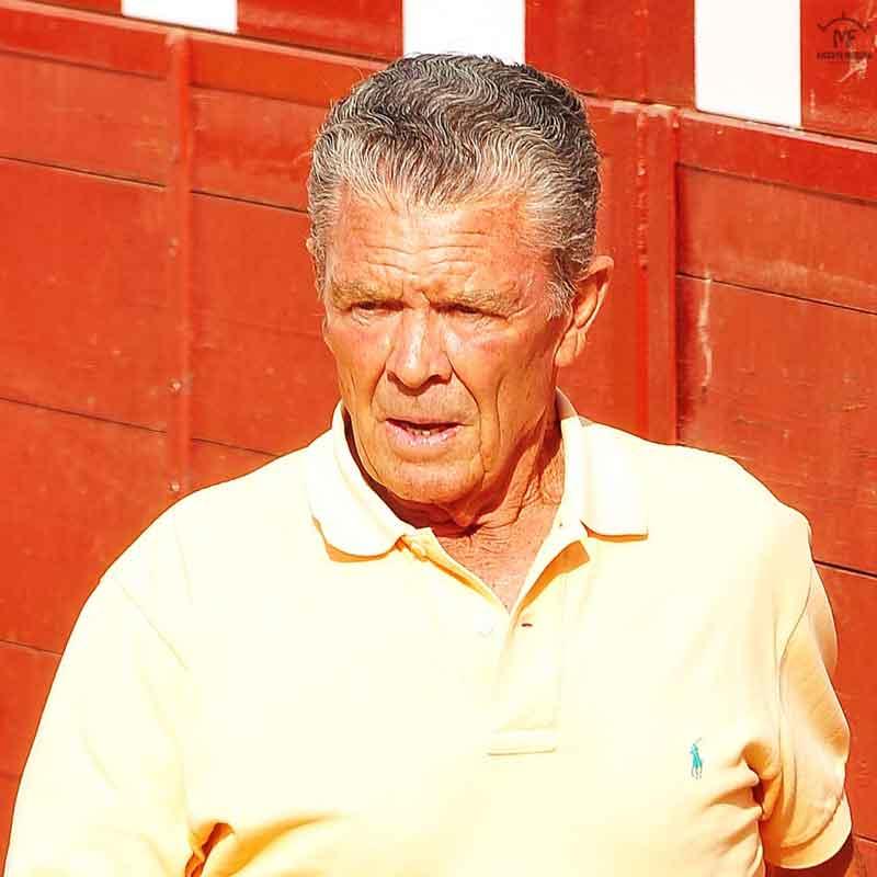 Antonio 'Espartaco', director de la Escuela de Espartinas.
