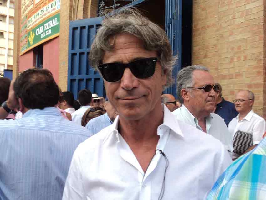 Roberto Domínguez, apoderado de El Juli.