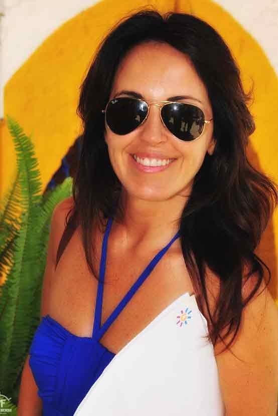 Sonia Gil, del equipo del programa 'Toros para todos', de Canal Sur.