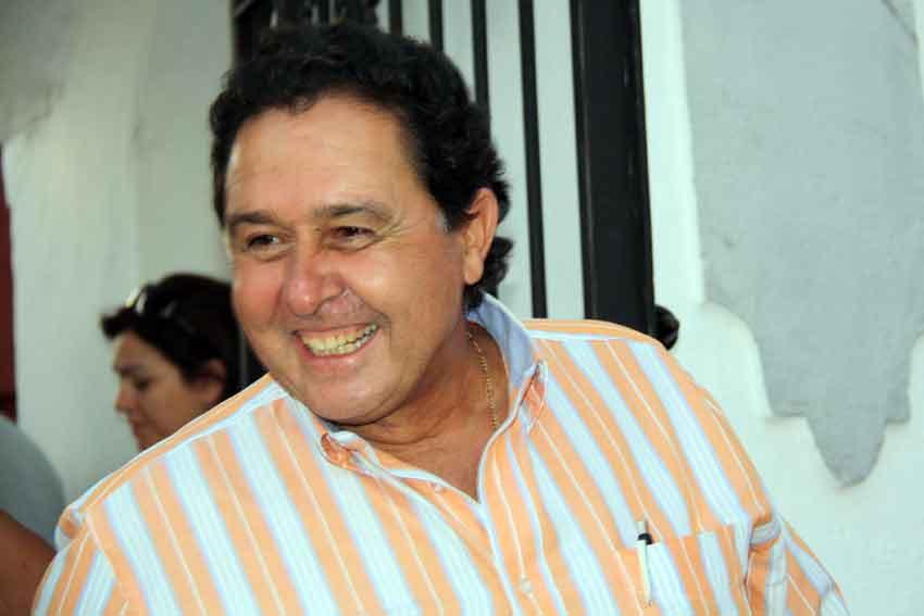 Tomás Campuzano.