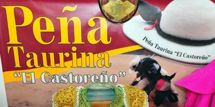 Primeras actividades de la Peña 'El Castoreño'.