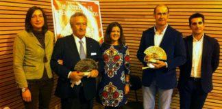 El acto de entrega de los premios en Valverde. (FOTO: esvalverde.com)