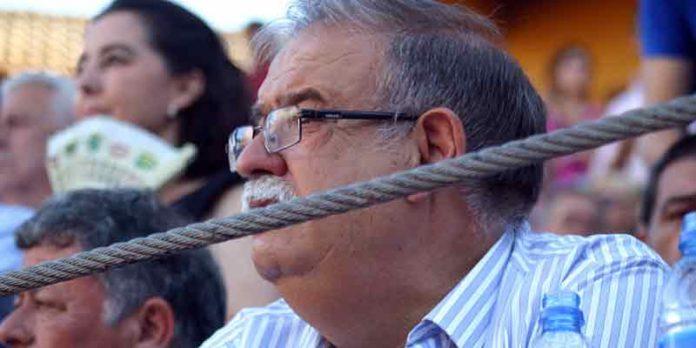 El ganadero y empresario onubense Manuel Ángel Millares. (FOTO: Javier Martínez)