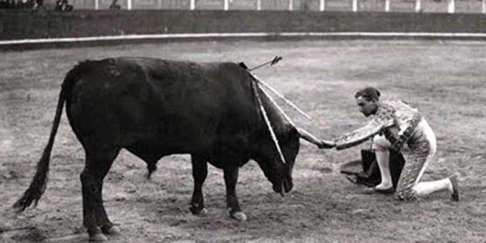 El diestro sevillano Joselito 'El Gallo'.