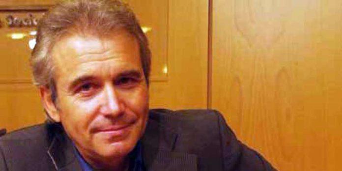 El torero y actual periodista taurino francés André Viard.