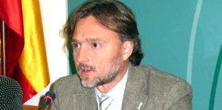 El delegado de la Junta de Andalucía en Huelva, José Fiscal.