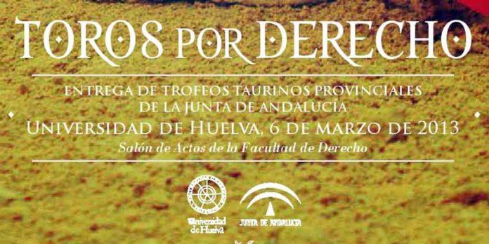 Nueva edición del ciclo 'Toros por Derecho'.