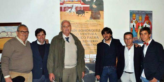 Presentación del festival de Higuera de la Sierra 2013.