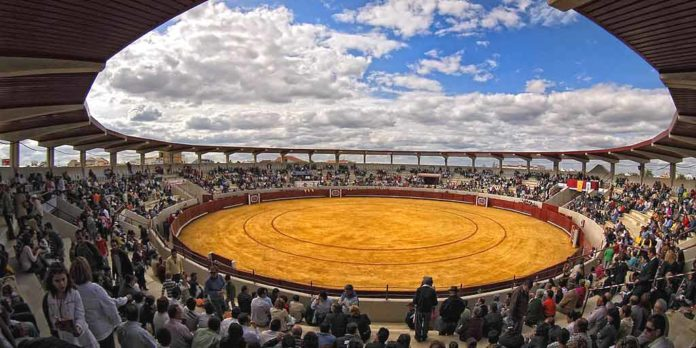 Plaza de toros del Descubrimiento de Palos.