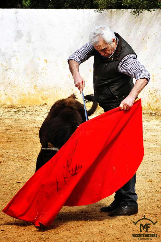 Clausura 'I Curso de toreo para aficionados prácticos'.