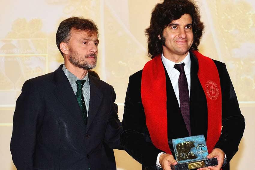 Trofeo a Morante.