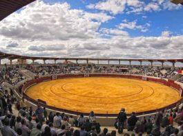 Plaza de toros de Palos.