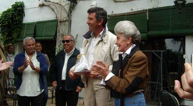 Presidentes De Plazas Visitan La Finca De Prieto De La Cal Huelva