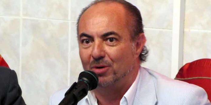 El periodista Juan Belmonte, pregonero en Valverde.