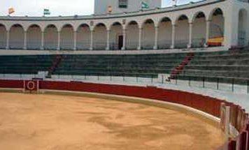 Plaza de toros de Aracena.