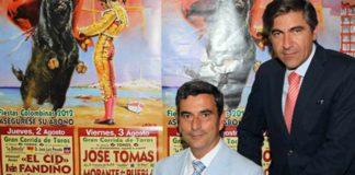 Carlos Pereda y Óscar Polo, empresarios de La Merced.