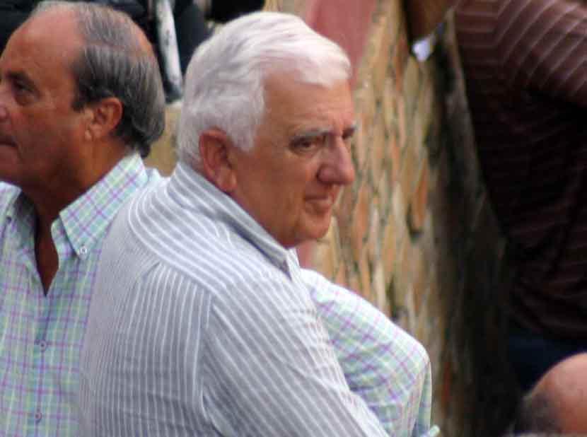 Santiago Herrero, presidente de los empresarios de Andalucía.