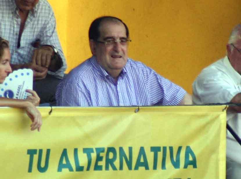 Nuestro compañero Vicente Parra, la mejor alternativa informativa onubense.