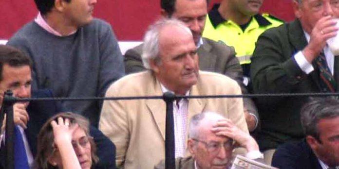 El rejoneador y ganadero Javier Buendía. (FOTO: Javier Martínez)