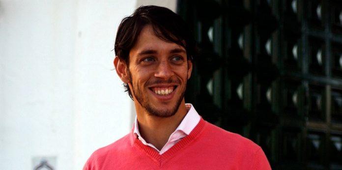 El torero sevillano Antonio Nazaré recibirá dos premios mañana en Cortegana: 'Mejor faena' y 'Mejor estocada'.