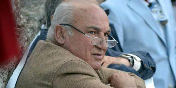 El ganadero onubense José Luis Pereda.
