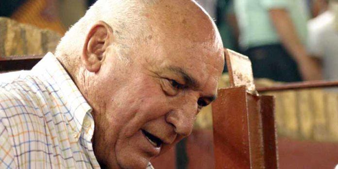 El ganadero onubemse José Luis Pereda. (FOTO: Javier Martínez)