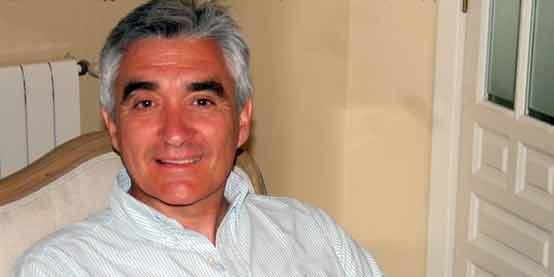 Pepe Cutiño, el empresario de la plaza de Aracena.