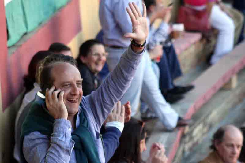 No, Joaquín Moeckel: el Sevilla ha ganado de 4, no 5.