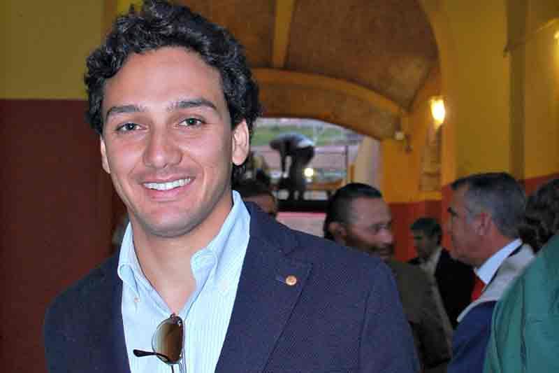 El diestro sevillano Alfonso Oliva Soto.