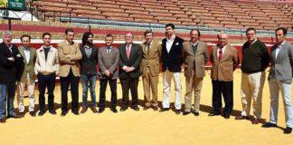 Algunos de los invitados a la presentación del ciclo de promoción. (FOTOP: Xosé Andrés)