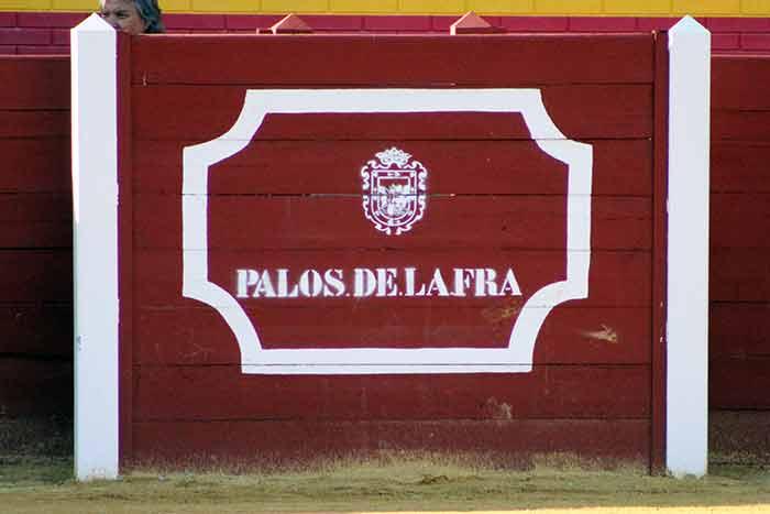 Palos de la Frontera apoya la Fiesta de los toros.
