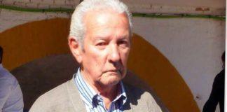 Manolín Prieto, en los corrales de La Merced.