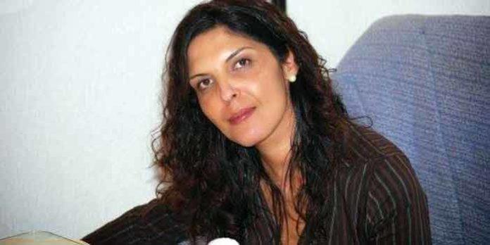 La joven Mayte Cortés Rojas, de 41 años.