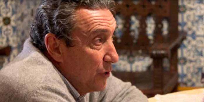 El ganadero onubense Fernando Cuadri.