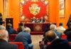 Acto de presentación de los carteles de Sevilla.