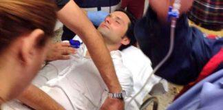 Andrés Romero ha tenido que ser inflitrado debido al intenso dolor de la lesión.